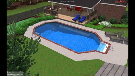 hatcher grecian pool  swim world pools youtube