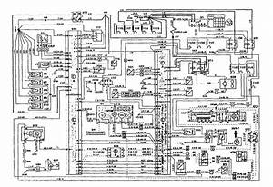 Volvo 850  1995  - Wiring Diagrams - Fuel Controls
