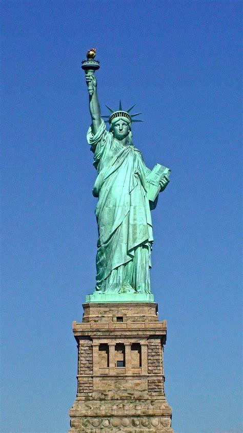 kostenlose foto  york manhattan monument statue