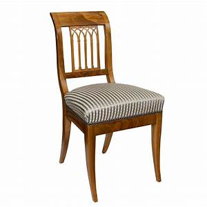 Set of Six Antique Biedermeier Chairs : On Antique Row