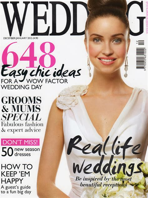 Wedding Magazine Elbiehairandmakeup