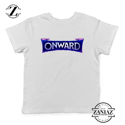 onward  logo youth  shirt disney pixar kids shirts