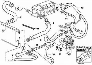 Original Parts For E34 518g M43 Touring    Engine   Cooling