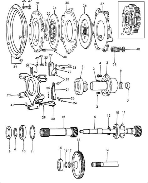 Images About Ford Tractor Parts Diagram Anything