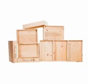 L Art De La Caisse : lot de diff rentes caisses en bois vide l 39 art de la caisse ~ Carolinahurricanesstore.com Idées de Décoration
