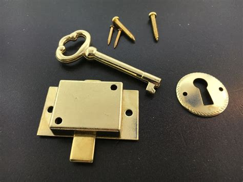 Grandfather Clock Door Lock Key Set For Howard Miller