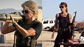 《魔鬼終結者:黑暗宿命》63歲琳達漢彌頓扛槍掃射!時隔28年合體阿諾,經典女英雄「莎拉康納」超狂回歸 ...