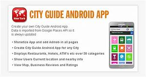 7 Tourist Guide Mobile App Source Codes  U2013 Design Freebies