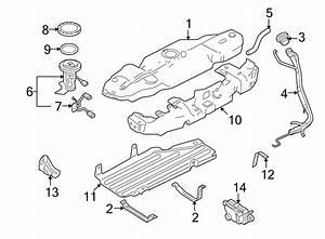 Ford Explorer Sport Trac Pump  Fuel  And  Sender  Electric