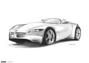 Cool Car Pencil Drawings