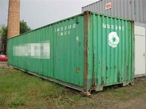 12 Fuß Container : sonderangebote seecontainer 40 fu 12 x 2 5m farbe nach lagerbestand menzl gmbh ~ Sanjose-hotels-ca.com Haus und Dekorationen