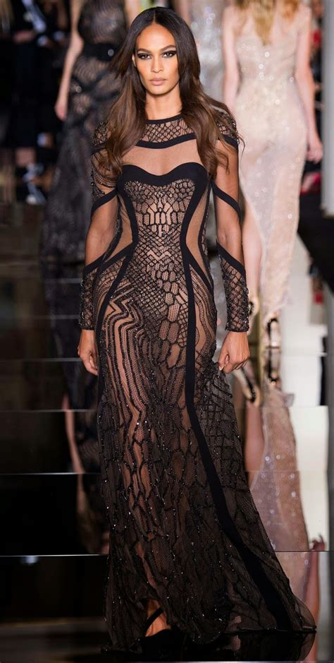Atelier Versace Spring 2015 Couture Collection - ChicBubbly