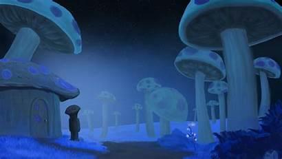 Terraria Games Wallpapers Pc Desktop 4k Mushroom