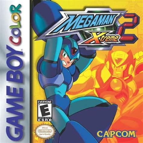 Mega Man Xtreme 2 Game Boy Color Ign