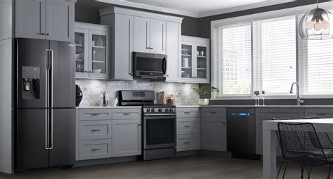 buy black stainless steel appliances reviews ratings