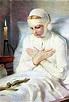 Natividad de la Virgen María, segun las visiones de la ...