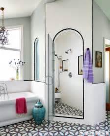 Christian Siriano Celebrity Designs 40 Bathroom Tile Design Ideas Tile Backsplash And Floor