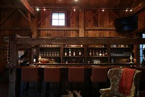 The Bar in Old Rusty — Mount Vernon Barn Company