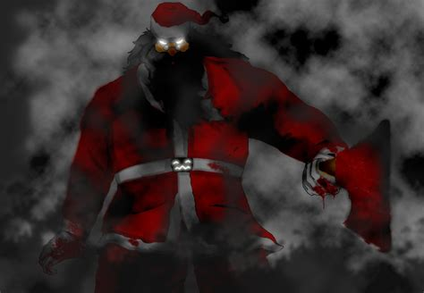 Is Halloween A Satanic Holiday by Evil Christmas Wallpaper Wallpapersafari