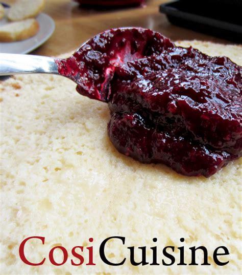foret hervé cuisine recette forêt blanche aux fruits