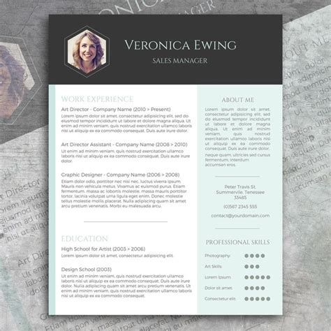 honeycomb cv free cover letter resume templates on