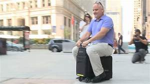 Will Investors  Travelers Buy This Motorized Luggage