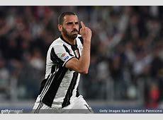 Serie A Leonardo Bonucci Nets 25Yard Screamer As