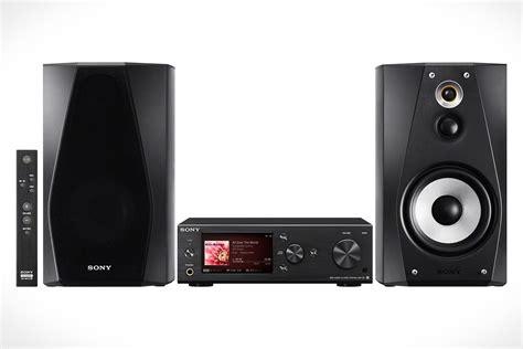 Sony Unveils High-end Digital Audio Gear