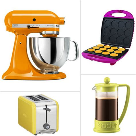 Colorful Kitchen Appliances  Popsugar Food