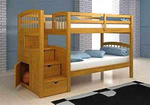 plans for building a bunk bed Quick Woodworking Projects