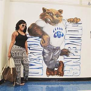[Pics] K. Michelle Makes A Stop At Overton High School In ...