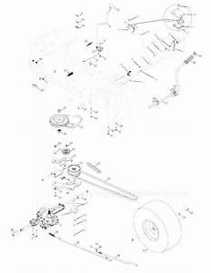Cub Cadet Lt1042 Parts Diagram