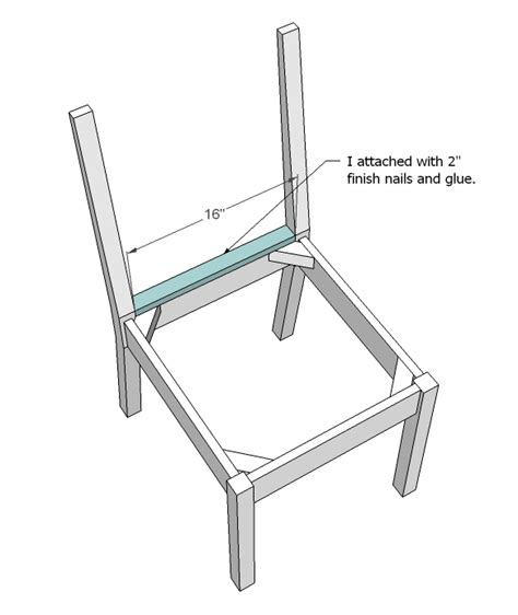 white classic chairs made simple diy projects