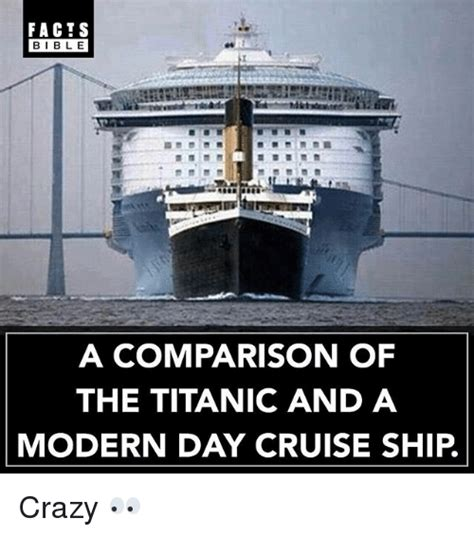 titanic compared to modern day cruise ships 28 images the titanic compared to a modern day