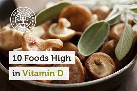 alimentos ricos en vit d 10 foods high in vitamin d