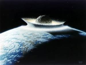 Expanding Earth via Impact Hypothesis