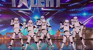 Dancing Storm Troopers Get 'Golden Buzzer' From Simon ...