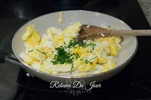 Quick and Fancy Scrambled Eggs with Goat Cheese and Chives ...