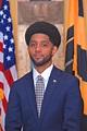 The new Mayor of Baltimore, Brandon Scott : pics