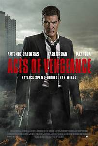 Acts Of Vengeance DVD Release Date November 28 2017