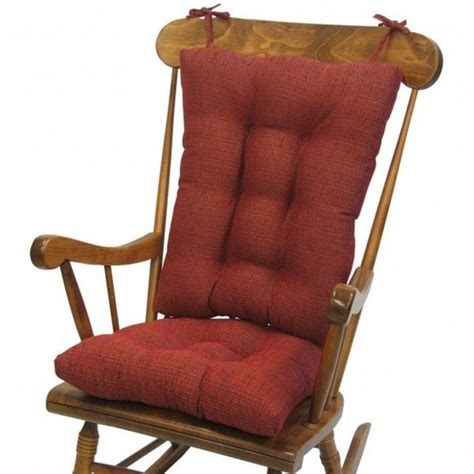 100 rocking chair cushion sets sears wooden rocking