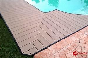 Pose Lame Terrasse Composite : quel type de pose pour mes lames de terrasse composites ~ Premium-room.com Idées de Décoration