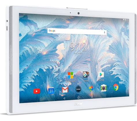 acer iconia one 10 b3 a40 acer iconia one 10 b3 a40 10 1 quot tablet 16 gb white