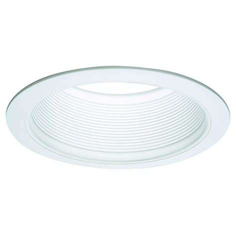 halo light trim rings halo e26 6 in white recessed ceiling light trim with