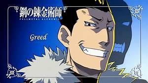 Greed Fullmetal Alchemist | Fullmetal | Pinterest ...