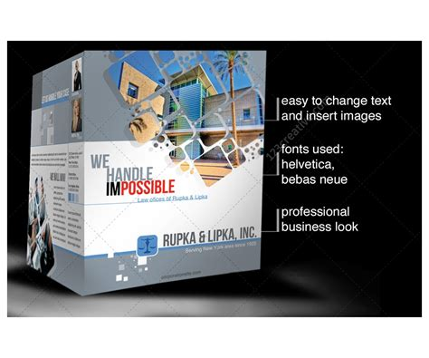 pages corporate brochure template  construction
