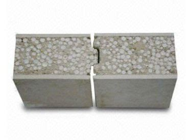 residential eps cement sandwich panel fiber cement