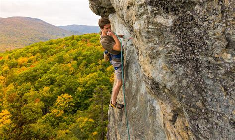 Green Mountain Grip Vermont Top Climbing Destinations