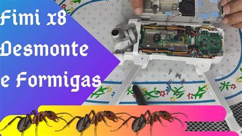 fimi   se desmonte  formigas fimi   brasil xiaomi mi drone