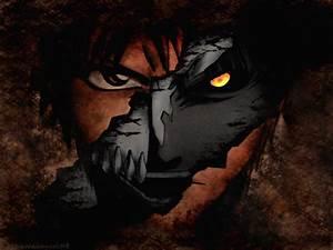 Anime, Kurosaki, Ichigo, Mask, Bleach, Grunge, Hollow, Wallpapers, Hd, Desktop, And, Mobile, Backgrounds